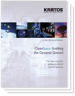 Enabling the Dynamic Satellite Ground System White Paper