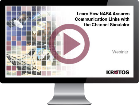 Learn how NASA assures communication links with the Channel Simulator