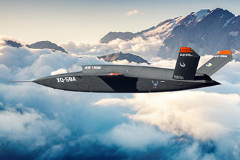 Kratos XQ-58A Valkyrie Completes Flight 3, Successfully Executes 100 Percent of Test Points