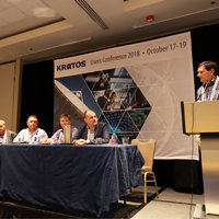2018 Kratos Users Conference Panel