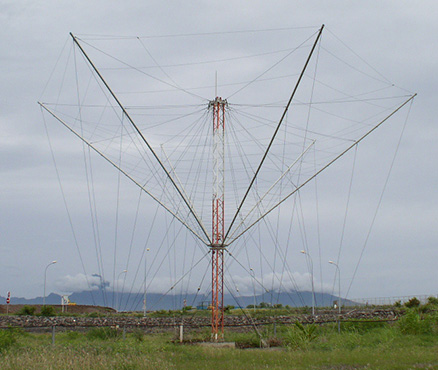 Omnidirectional HF Antennas