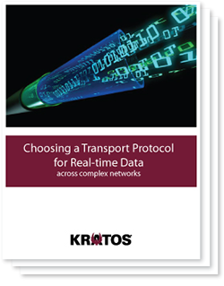 Choosing a Transport Protocol for Real-time Data