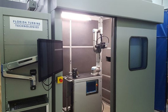 Sonic Infrared (IR) Inspection System