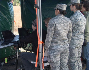 UGV Command and Control