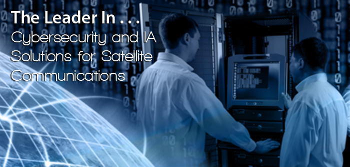 Cybersecurity and IA Solutions for Satellite Communications