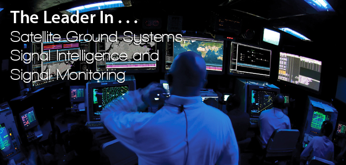 Satellite Ground Stations, Signal Intelligence and Signal Monitoring