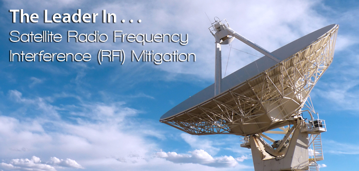 Satellite Radio Frequency Interference (RFI) Mitigation