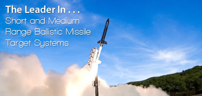 Short and Medium Range Ballistic Missile Target Systems