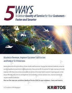 Discover 5 Ways to Deliver Improved QoS to your Customers