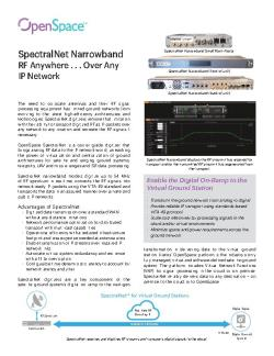 Fact Sheet - SpectralNet
