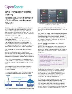 OS-010 OpenSpace WAN Transport Protector