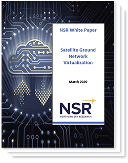 Satellite Ground Network Virtualization whitepaper
