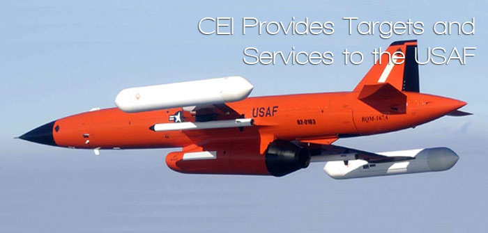 CEI Provides Targets